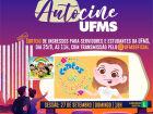 A reativação do Autocine UFMS foi possível por meio de iniciativa conjunta da UFMS, Fundação de Cultura e Governo de Mato Grosso do Sul, contando ainda com o apoio do Serviço Social do Comércio de MS