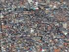 A comunidade de Rio das Pedras, em Jacarepaguá, na zona oeste do Rio