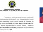 Promotoria recorre contra candidato de Bragança condenado por falsificação