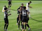 O jogador R. Ryller comemora gol do Bragantino durante a partida entre Bragantino Red Bull e Sport