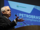 O presidente da Petrobrás, Roberto Castello Branco