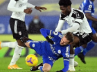 James Maddison, do Leicester, sofre falta de Ola Aina, do Fulham