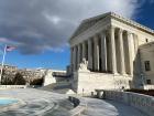 O edifício da Suprema Corte dos Estados Unidos, em Washington