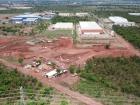As obras da nova Estação de Tratamento de Esgoto (ETE) em Três Lagoas seguem conforme cronograma e já é possível ver melhor a estrutura de todo o complexo operacional, um dos maiores da Sanesul