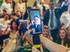 Bolsonaro participa, por vídeo, de reunião do Aliança, em fevereiro; presidente já admitiu que pode escolher outra legenda caso partido não vingue