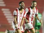 Bryan marcou o primeiro gol do Náutico, que quebra sequência positiva do Guarani