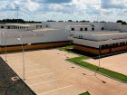 Penitenciária Estadual Masculina de Regime Fechado da Gameleira II, programada para ser inaugurada neste mês ou início do próximo ano