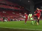 Curtis Jones marcou o gol da vitória do Liverpool sobre o Ajax