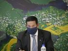 O vice-presidente da República Hamilton Mourão preside o Conselho da Amazônia