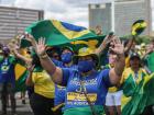 Em dezembro de 2020, apoiadores de Bolsonaro organizaram protesto em defesa do voto impresso
