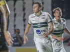 Hugo Moura fez o gol do Coritiba contra o Vasco em São Januário