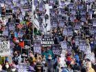 Manifestação em Seattle em memória de Luther King; luta hoje é diferente da enfrentada por pacifista