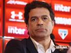 Raí, diretor executivo de futebol do São Paulo, confirma permanência de Fernando Diniz