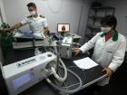 Ventiladores são fabricados em parceria com o Centro Tecnológico da Marinha em São Paulo (CTMSP)