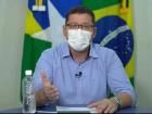 Governador de Rondônia diz que Ministério da Saúde vai ajudar Estado a transferir pacientes da covid-19