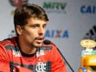 O zagueiro Rodrigo Caio