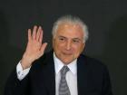 O presidente Michel Temer elogiou a escolha do novo governo de colocar Tarcísio Gomes de Freitas na Infraestrutura