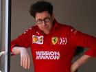 Binotta confia em crescimento da Ferrari nesta temporada