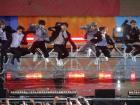 Show do BTS, grupo sul-coreano de k-pop