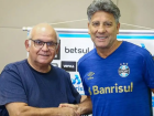 Reanto Gaúcho renova contrato com o Grêmio