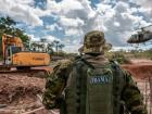 Ibama utiliza helicópteros na Amazônia