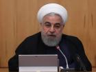 Presidente iraniano Rasán Ruhani