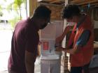 Estão sendo instalados mil lavatórios de mãos pela Visão Mundial no território do Amazonas