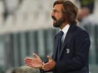 Pirlo assumiu a Juventus no início da temporada 2020-21