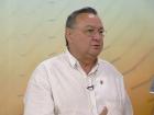 Locutor esportivo Marcos Antônio Silvestre