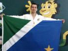 Os judocas têm resultados expressivos em competições nacionais e são experientes em campeonatos de alto nível
