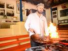 Paulo Machado é natural de Campo Grande, chef de cozinha, co-proprietário do Instituto de Pesquisas em Alimentação Paulo Machado