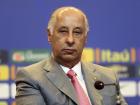 A Fifa, para suspendê-lo temporariamente, se valeu das investigações conduzidas pelos promotores americanos