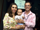 O odontopediatra responsável pelo atendimento do programa, Fernando Lamers, explica que o foco é despertar a educação e a prevenção nos participantes
