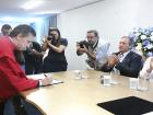 Ao assumir novo mandato de presidente da Santa Casa (2018/2019), Esacheu Nascimento disse que o hospital vem melhorando a sua estrutura de atendimento graças ao apoio do Governo do Estado
