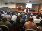 """A orientação aos gestores públicos municipais do Estado foi dada na manhã desta quinta-feira (22), pelo diretor geral do TCE-MS, Eduardo dos Santos Dionizio, no """"Seminário de Vereadores (as) 2018"""""""