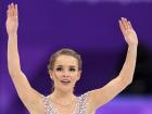 Esta é a segunda participação olímpica de Isadora