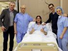Passou, então, por uma cirurgia na sexta e deve permanecer afastado por oito semanas, segundo informou o Atlético de Madrid neste sábado