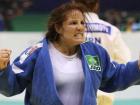 Já a bicampeã mundial Mayra Aguiar ganhou o bronze na categoria até 78kg ao vencer na decisão do terceiro lugar a francesa Stessie Bastareaud