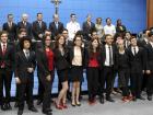 O projeto é coordenado pela Escola do Legislativo Ramez Tebet, em parceria com o Tribunal Regional Eleitoral (TRE) e secretarias de Educação