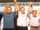 O pré-candidato ao Senado destacou que a aliança entre o PODEMOS e o PDT, que será  oficializada nas convenções partidárias previstas para julho e agosto, não prejudica as candidaturas à presidência da república