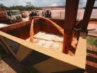 Os exames deverão ser feitos pelo Instituto Evandro Chagas (IEC), entidade que confirmou o vazamento de água contendo bauxita