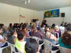 Todas as pacientes já aviam passado pela primeira triagem durante visita que o ônibus do Grupo Onça Pintada realiza nos municípios