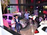 O coquetel exclusivo para convidados e imprensa para apresentar o primeiro veículo desenvolvido no Brasil pela montadora Honda, o inédito SUV compacto WR-V.
