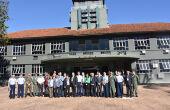 Parlamentares visitam a Base Aérea de Campo Grande