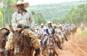 Cavalgada do Agroturismo em Naviraí