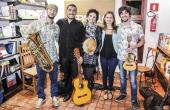 Semana de samba, forró e rock no Sesc Morada dos Baís