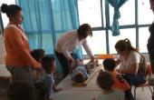 Iniciativa de profissionais de UBS no Universitário proporciona atendimento diferenciado a alunos de CEINF