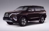 Nova versão do Toyota SW4