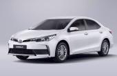 Toyota apresenta o Corolla 2019