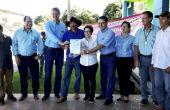 Agricultores familiares de Bandeirantes se beneficiam com entrega de patrulha mecanizada